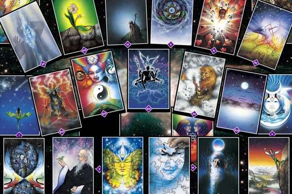Zen Tarot Cards