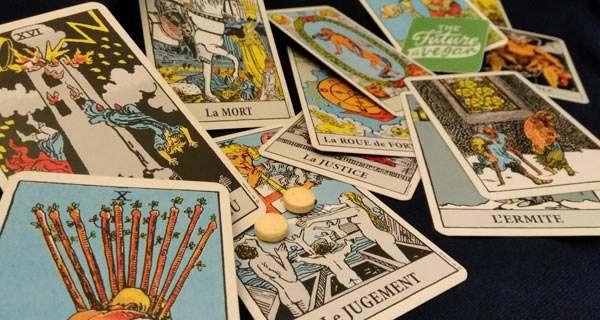 Gypsy witch cards